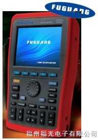 F200系列-手持式数字示波器