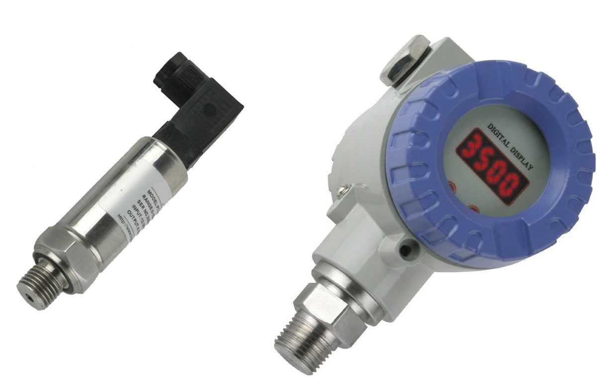 扩散硅压力变送器