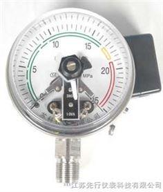 电接点压力表厂房