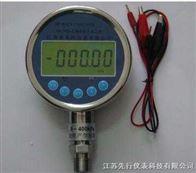 XX-6010型精密数字压力表