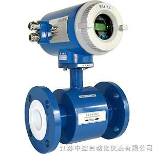 ZK-LDE-污水电磁流量计
