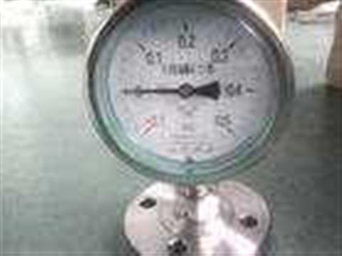 YM系列安徽天康隔膜压力表