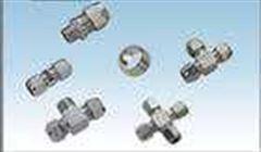 HYG3 铜制气动管路接头(塑料管用)