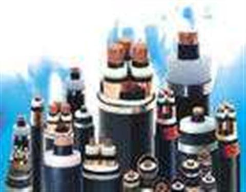 四芯交联聚乙烯绝缘聚氯乙烯护套电力电缆