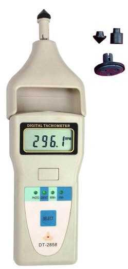 DT2858-兰泰多功能转速表