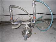 簡單手持式噴嘴式濺水試驗裝置