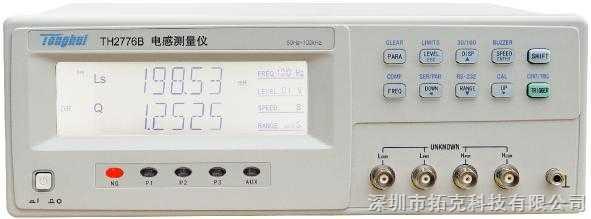 TH2776B-电感测量仪