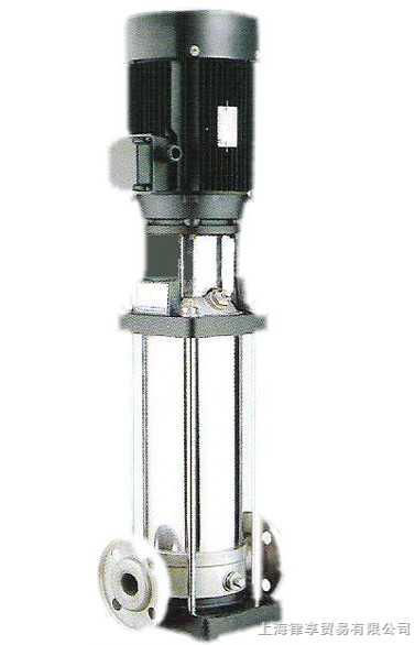 立式不銹鋼多級離心泵