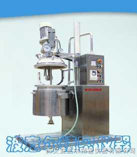 MIXTOR-2LA型均质乳化不锈钢反应釜|均质乳化夹层反应釜-西安波意尔
