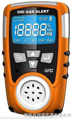 手持式气体检测报警器
