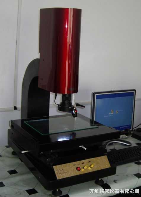 二2次元探针接触式2.5次元影像仪测量仪经济型测量仪测试仪