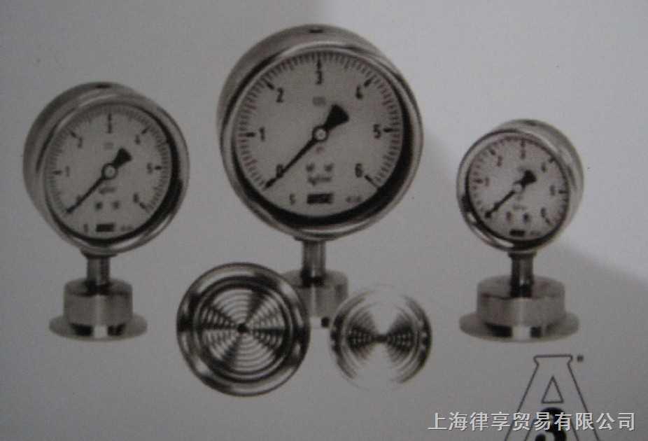 P752-系列(3A认证)-韩国wise-卫生型压力表
