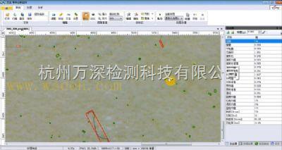 万深SC-X型小麦品质分析和面粉麸星检测仪