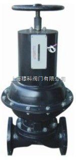 EG6B41J型常闭式英标气动隔膜阀