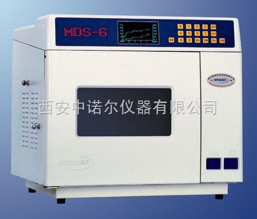 MDS-6-成都微波消解仪 微波消解仪报价 MDS-6微波消解仪 自动变频温压双控微波消解/萃取仪