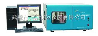 厂家直供KZDL-6型微机一体定硫仪--鹤壁天冠