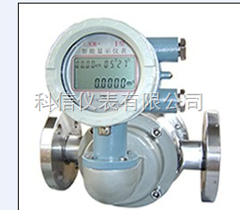 KX-LC-橢圓齒輪流量計特點