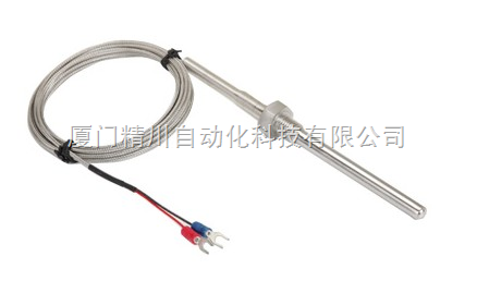 鎧裝溫度傳感器,溫度傳感器,鎧裝溫度傳感器,裝配式溫度傳感器,PT100傳感-精川JC-WR/ZK系列鎧裝溫度傳感器