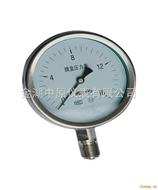 ZYY-YE100.150B不锈钢膜盒压力表