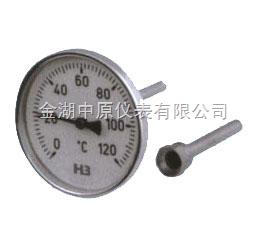 ZYY-WSS熱套式雙金屬溫度計,溫度計