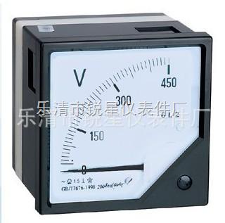 99T1显示仪表 电流电压表 指针仪表 厂家直销