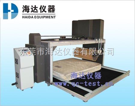 HD-1085-【床垫耐冲击试验机】床垫耐冲击试验机