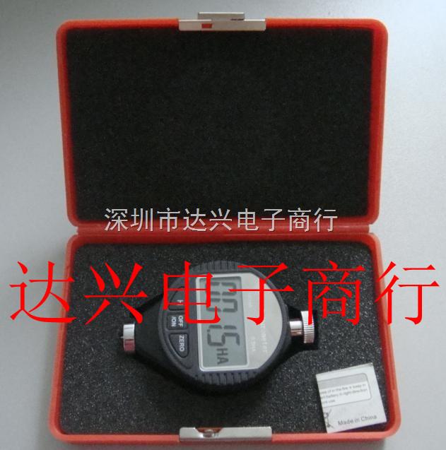 LX-A-數顯紹氏硬度計       指針式硬度計