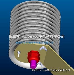 RY-WS301AOT-气象科研级温湿度变送器(电阻/4-20mA信号)带轻型百叶箱