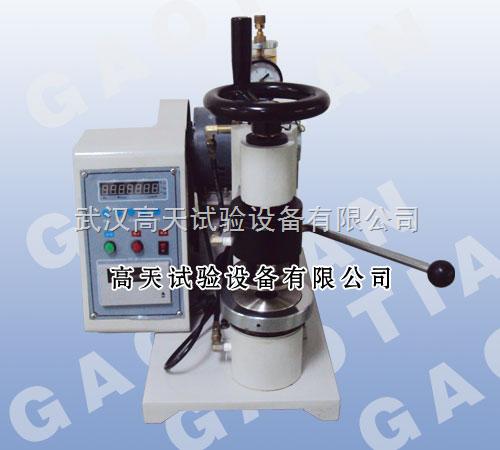 GT-PL-100A-电动式半自动破裂强度试验机