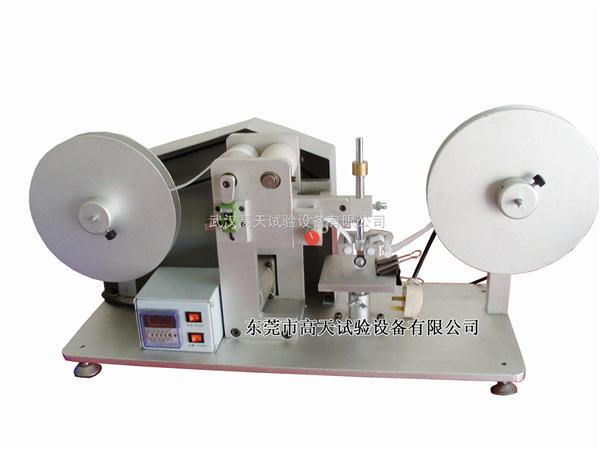 纸带磨耗试验机
