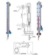 SC-UHZ侧装式磁翻板液位计