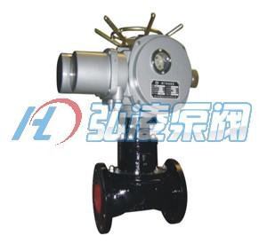G941J-10電動襯膠隔膜閥