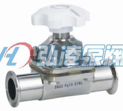 G49J-10衛生隔膜閥