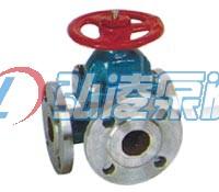 G49J三通不锈钢隔膜阀