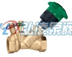 WM105型铜动态流量平衡阀