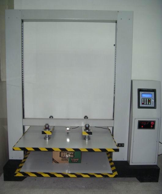 微電腦紙箱抗壓試驗機PK-501A