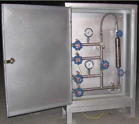 气体密闭采样器