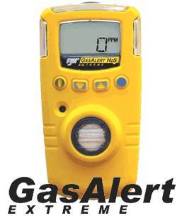 便携式硫化氢检测仪81W/GAXT-H2S