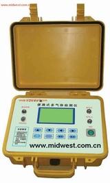 便携式烟气氧量分析仪