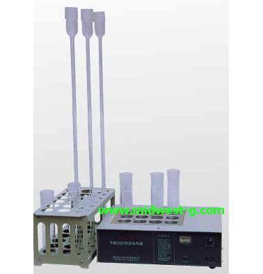節能COD恒溫加熱器(12孔)