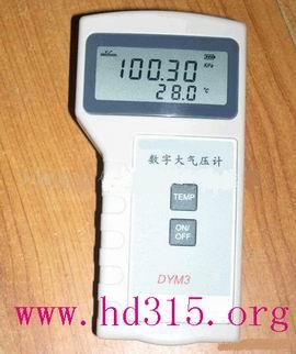 便携式气压计60~106KPa 精度0.5%