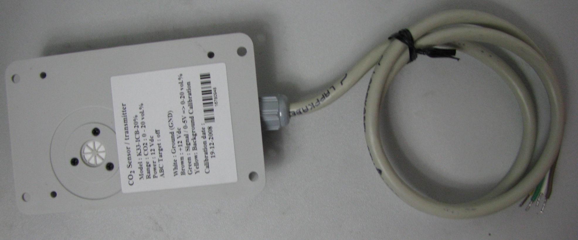 供应高浓度-20%二氧化碳传感器