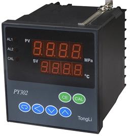 供應智能溫度壓力表PY302
