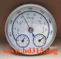 室内温湿度气压计三合一气象站/(现货,国产) 型号:HMTHB9392
