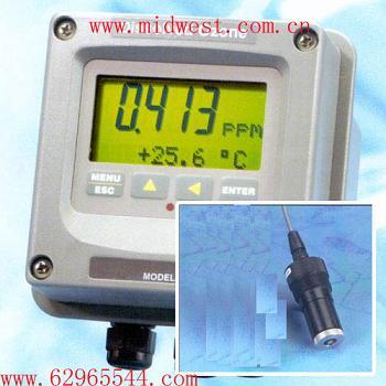 在線式水中臭氧檢測儀 型號:BD52-Q45H-64