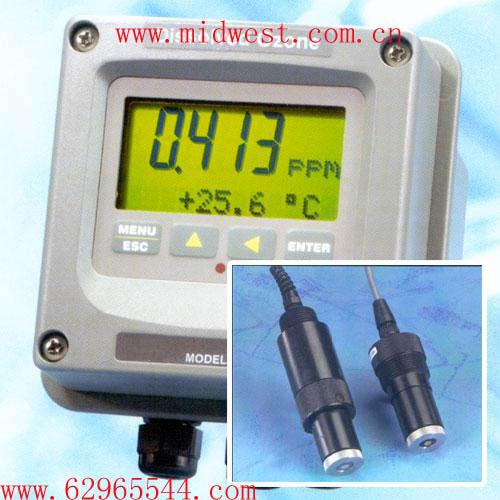在線式水中臭氧檢測儀(帶PH) 型號:BD52-Q45H-64