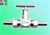 J23焊管式针型阀