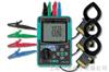 6300-01钳式电力计,日本共立KYORITSU 6310-01电能质量分析仪,630001