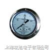 Y-100B-F不锈钢耐震压力表,Y-100B-F