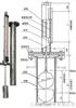 UHZ-58/D顶装磁浮球液位计,UHZ-58/D